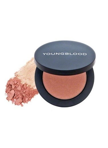 Young Blood YOUNGBLOOD Tangier Compact Mineral Allik (8007) Pembe